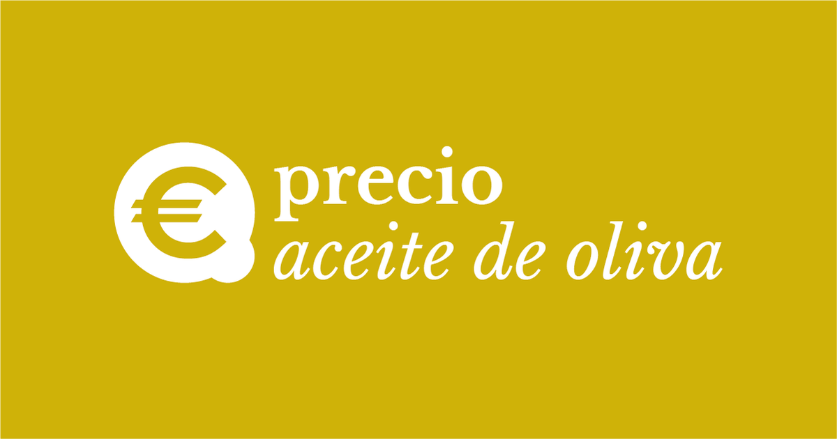 d353bf60f96 ▷ Precio del Aceite de Oliva   ACTUAL   Histórico hasta Hoy